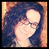It's a curly hair day today. #selfpic by Anne Ruthmann