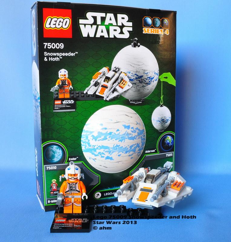 LEGO STAR WARS SNOWSPEEDER PILOT 75009-2013 NEW