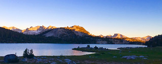Virginia Lake at Sunset | by wavesounds