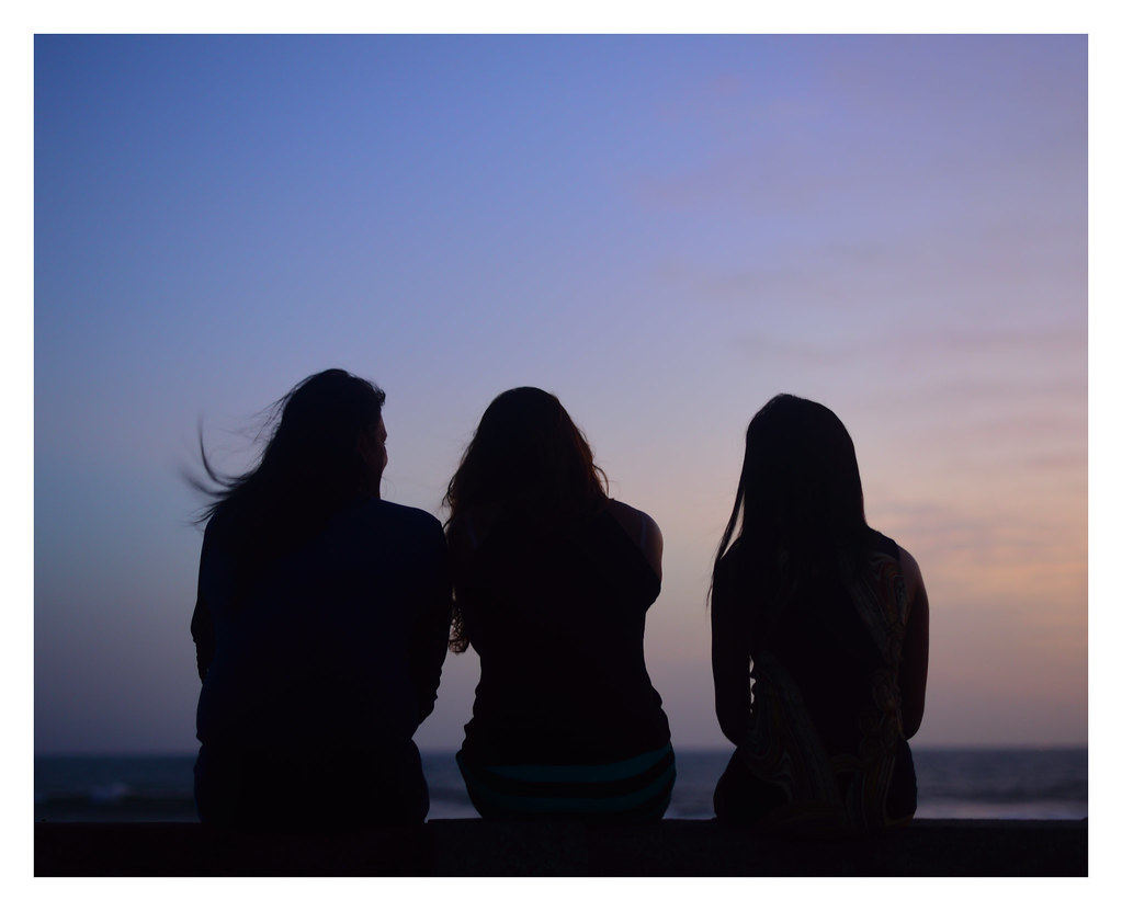 Image result for friends silhouette