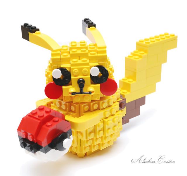 LEGO Pikachu Pokemon
