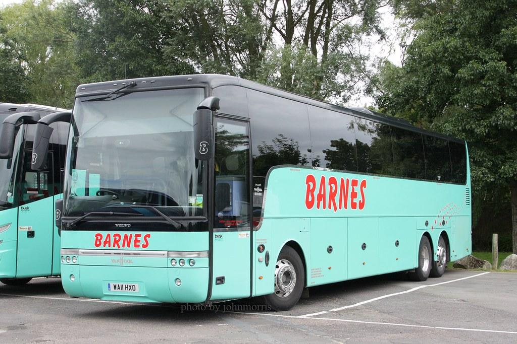 Barnes WA11 HXO | Barnes Coaches (Swindon) WA11 HXO Volvo ...