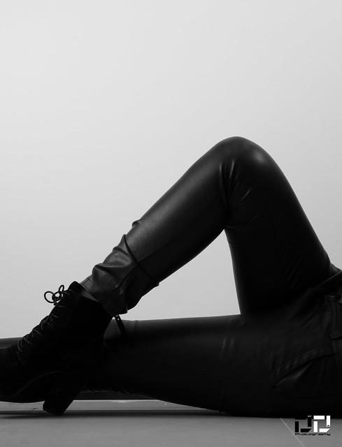 Crossed Legs 4