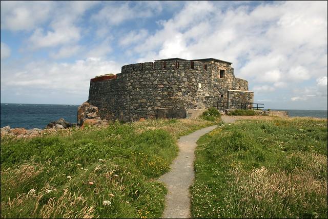 Fort Doyle