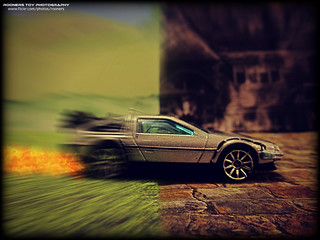 Back to the Future | by Rooners Toy Photography