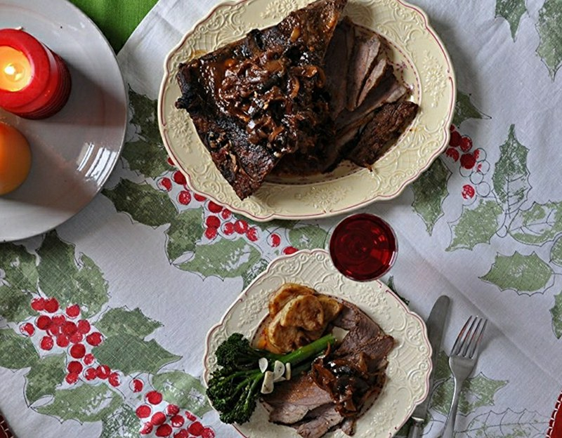 Holiday Braised Brisket