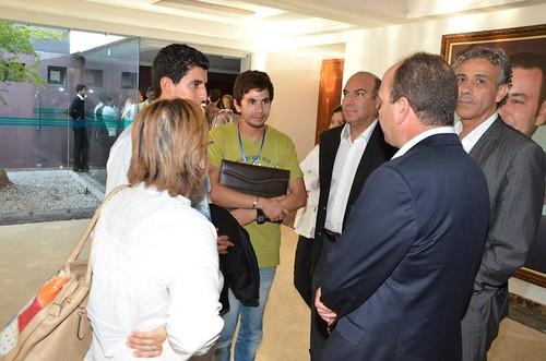 إلياس العماري يحضر لقاء المصالحة الفلسطينية بالقاهرة92 | by PAM Maroc