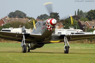 North American P-51D Mustang -  Marinell | by stu norris