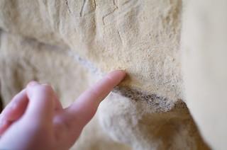 Mergel steen | by jdegraaf