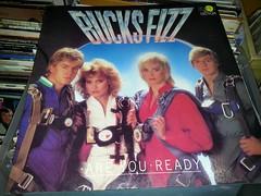 Bucks Fizz on Vinyl