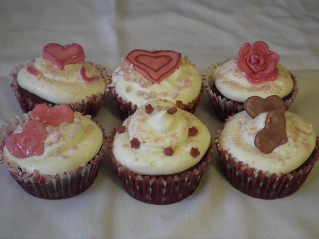 Valentines buns