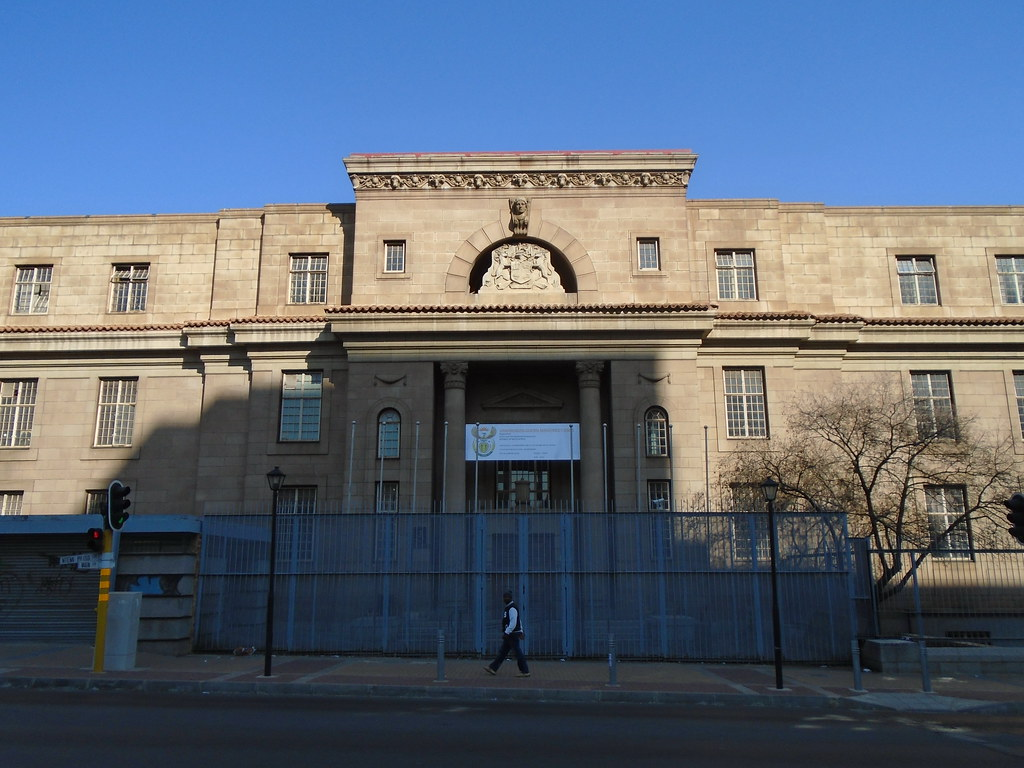 Johannesburg Central Magistrate's Court Building