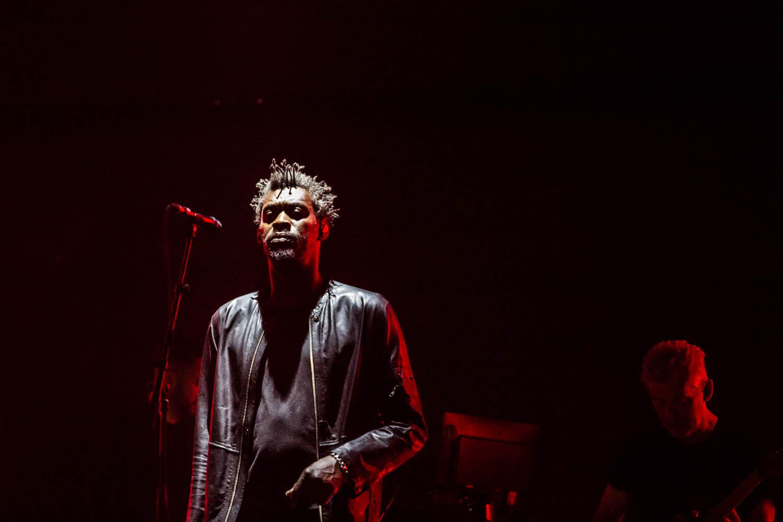 Massive Attack @ Sint Pietersplein 2016 (Nathan Dobbelaere)