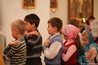 Божественная литургия 136