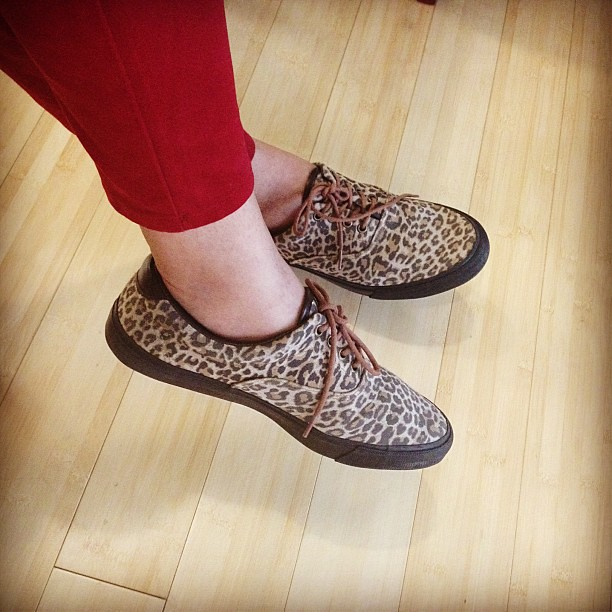 7bdfb4c4 i love my #leopardprint #snickers ! #shoes #footwear #accessories #fashion # leopard #animalprint #apple #iphone #iphone4s #instagram #philippines  #manila # ...