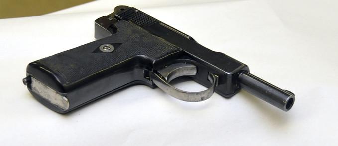 Webley & Scott 7 65mm | Rezz Guns (AZ GUNS-R-US) | Flickr