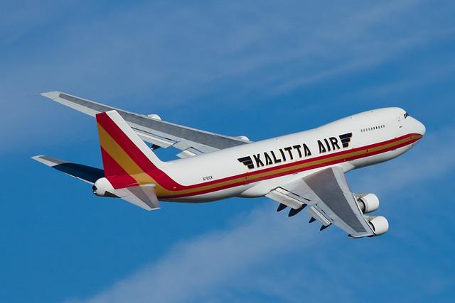 Kalitta Air Boeing 747-200(SF) N795CK