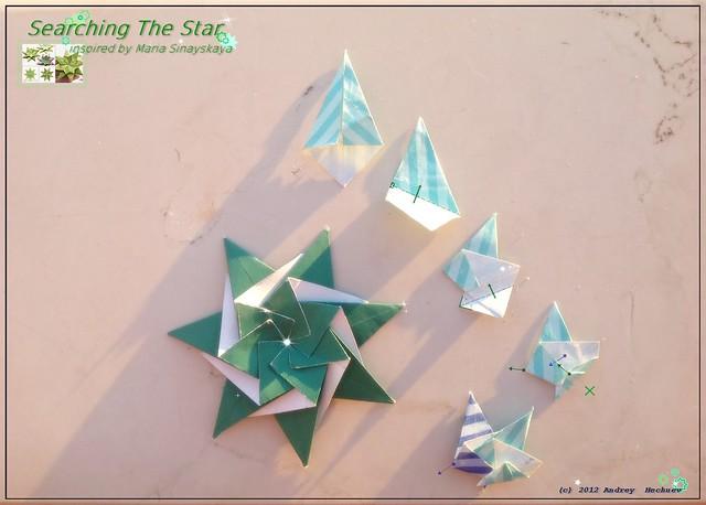 Per Sette Mari star • Tutorial • 'Searching The Star' series