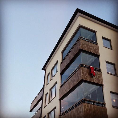 God fortsättning 2013 - Tomten klättrar ut | by Magnus Attefall