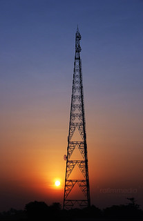 Mobile Tower | by rafimmedia Photography