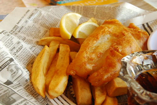Modern Fish and Chips   by LearningLark