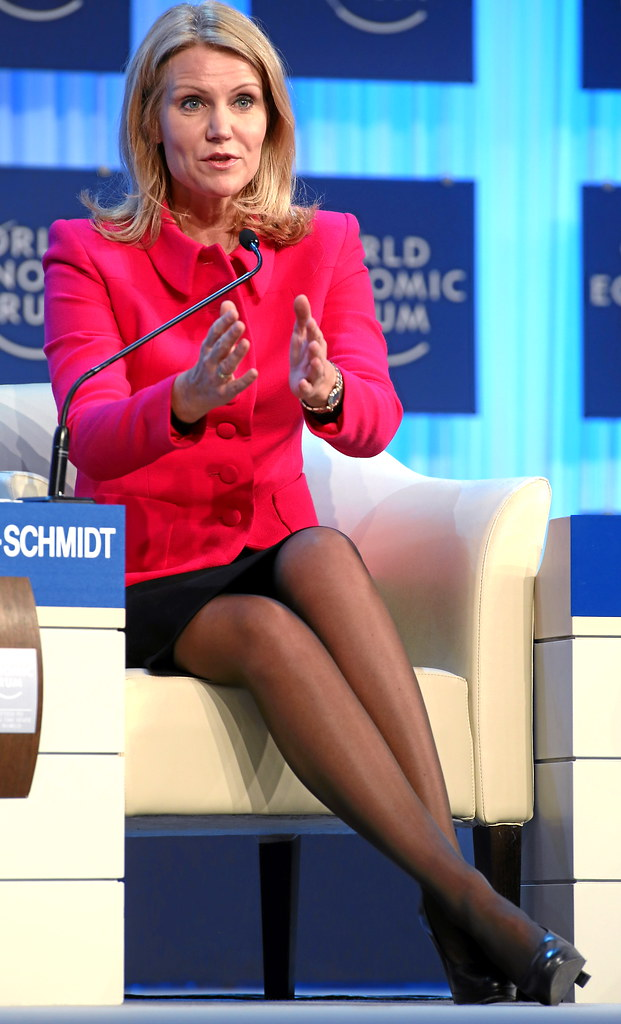 Europe - Building Resilient Institutions: Helle Thorning-S