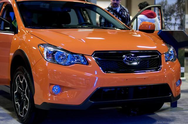 2013 Washington Auto Show - Lower Concourse - Subaru 1