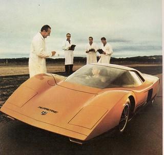 Holden Hurricane, 1969