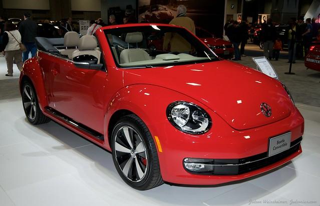 2013 Washington Auto Show - Lower Concourse - Volkswagen 4