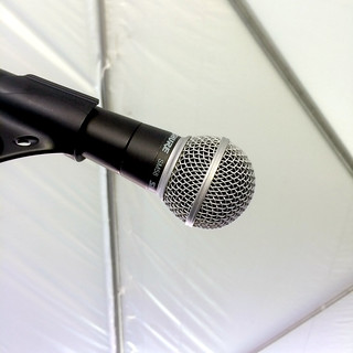Mic the Tent | by byzantiumbooks
