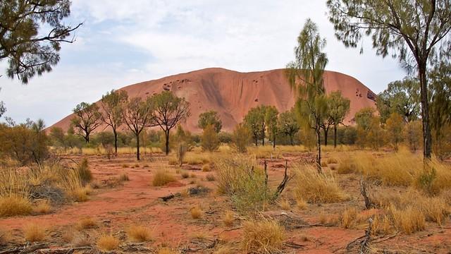 They call it Uluru