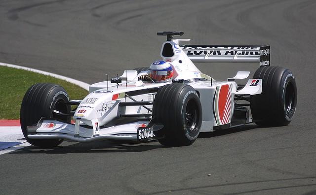 Olivier Panis - BAR 003 Honda V10 a