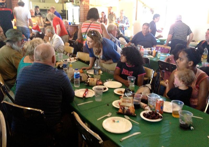 Christmas Lunch 2012 @ St Luke