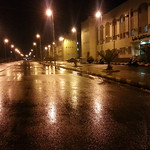 Night View - Islamic University Of Madinah