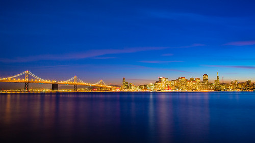 San Francisco sparkle | by John Getchel Photography