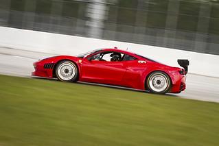 Ferrari 458 GT3 EXPLORED
