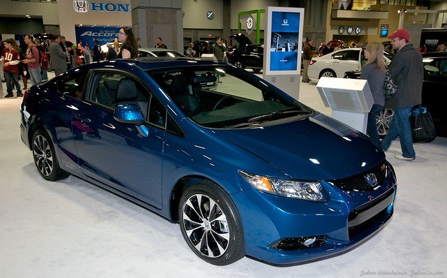 2013 Washington Auto Show - Lower Concourse - Honda 3