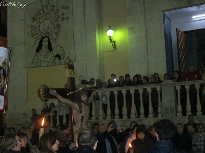 (2016-03-18) - VII Vía Crucis nocturno - Cristobal González García  (10)