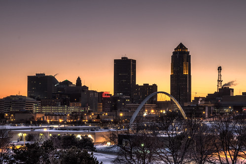 Des Moines at Night! | by w4nd3rl0st (InspiredinDesMoines)