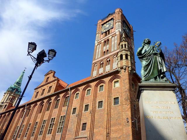 Copernicus was born 540 years ago