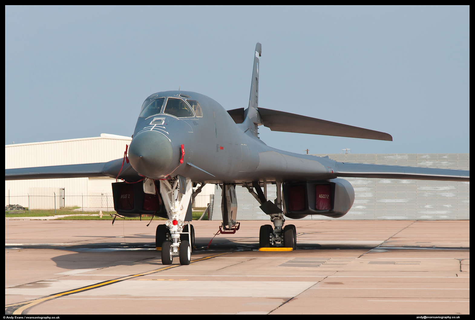 Dyess AFB Monday 22nd October 2012