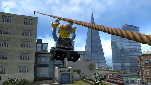 Lego City Undercover | by gamesweasel