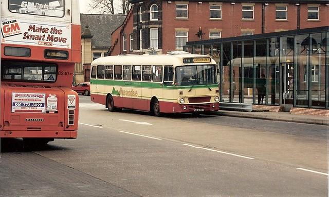 Rossendale Transport 73 (ULS316T) 28031992