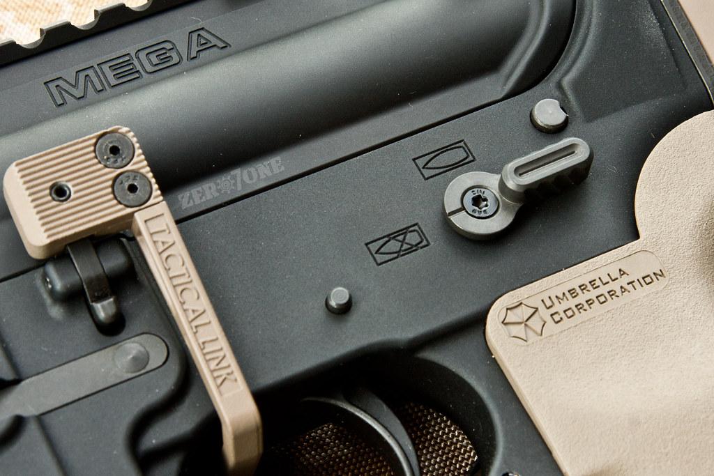 Battle Arms Development - Ambidextrous Safety Selector | Flickr