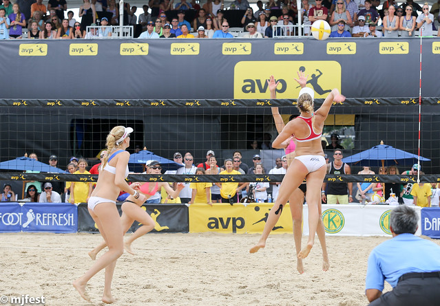 Flickriver: Photos from Beach Volleyball - World Tour