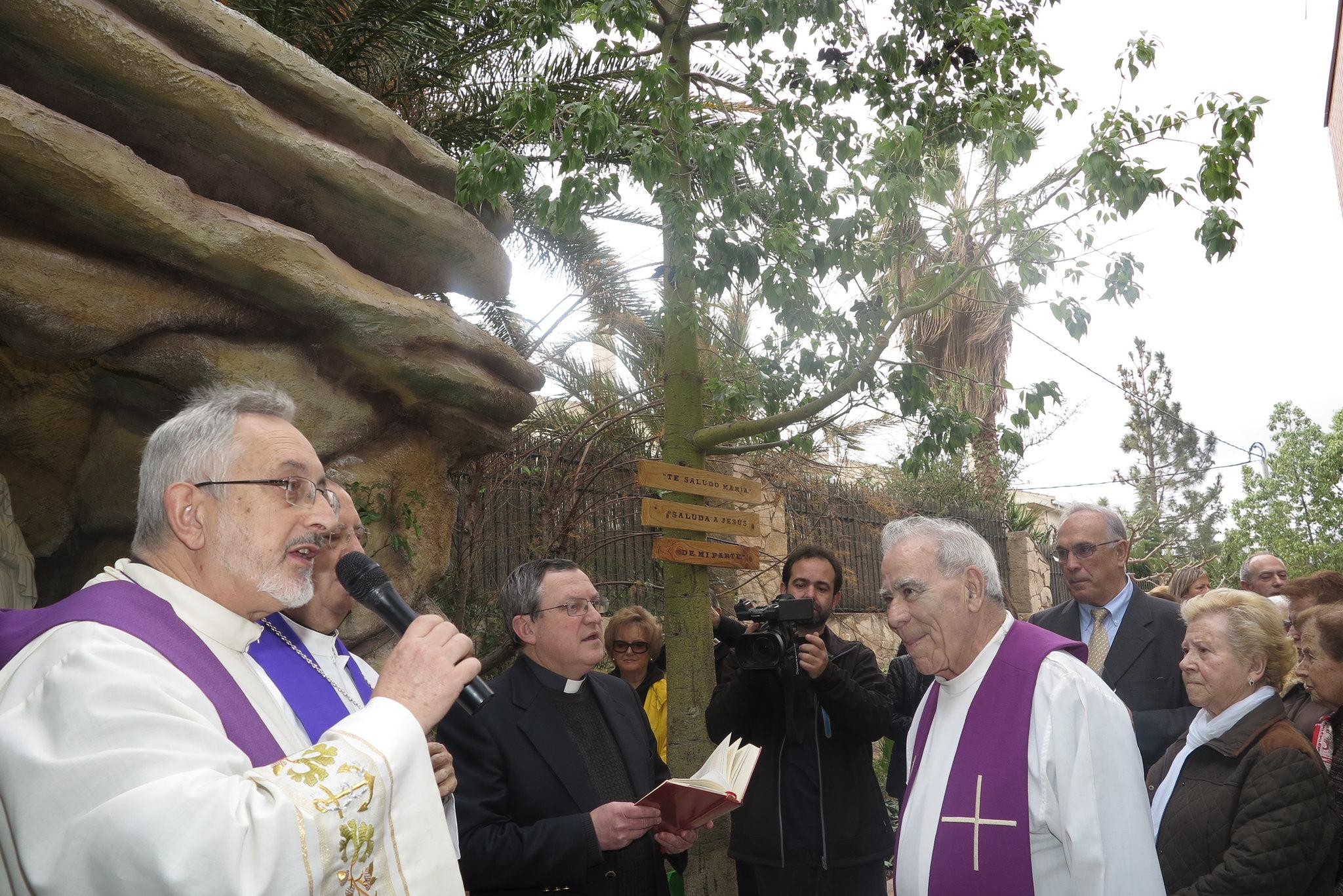 (2016-02-13) - Inauguración Virgen de Lourdes, La Molineta - Archivo La Molineta 2 (46)