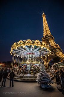 Christmas in Paris   by Howard Ferrier