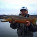 Sam Geppert - Yellowstone National Park, Wyoming - Every fall we head up to fish a handful of sweet fishing holes on the MT/WY border. A time of year we affectionately call, 'Roctober.'