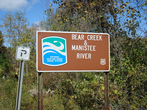 Huron-Manistee National Forests - Bear Creek Scenic River