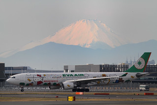 EVA AIR A330-200(B-16331) | by Kentaro IEMOTO